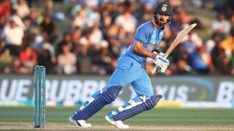 Key learnings from India's win in third ODI against Kiwis