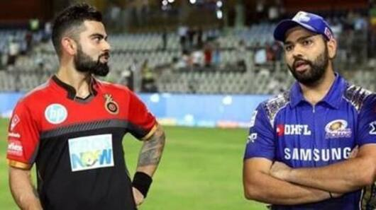 IPL: Comparing the records of Rohit and Kohli