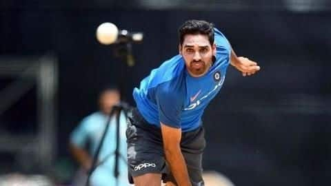 I don't know when I will get fit: Bhuvneshwar Kumar