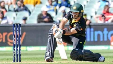 We've probably turned a corner in T20Is, says Glenn Maxwell