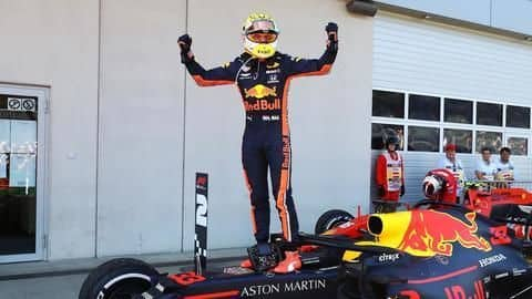 Formula 1: Records held by Red Bull's Max Verstappen