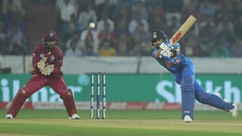 India vs WI, 2nd T20I: Records that can be scripted