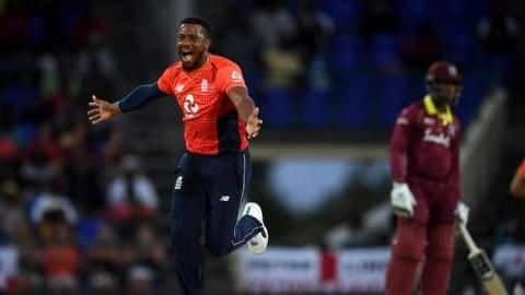 England beat Windies in second T20I: Here're records broken