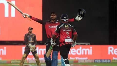 Gowtham smashes ton, claims eight wickets in same T20 match
