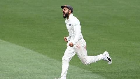 'Australia would have been vilified if they celebrated like Kohli'