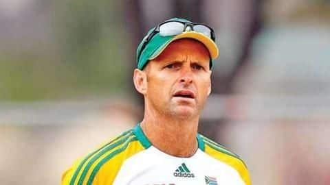 Gary Kirsten backed for England cricket team coach job