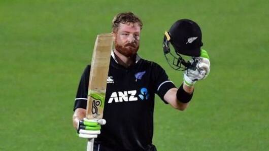 Guptill stars in New Zealand's victory over Bangladesh