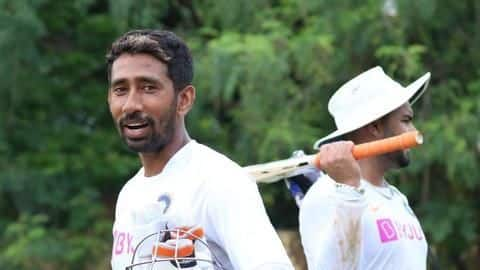 India vs South Africa, Tests: Wriddhiman Saha to keep wickets