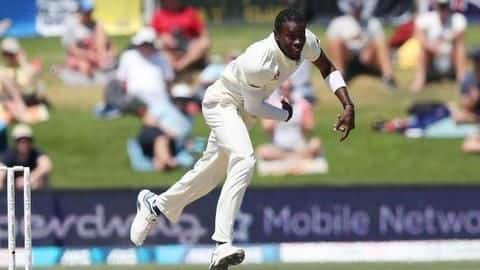 New Zealand vs England: Jofra Archer subjected to 'racial insults'