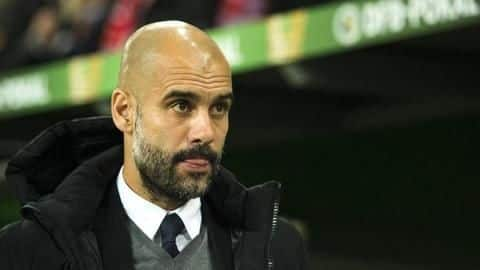 Interesting records held by Pep Guardiola