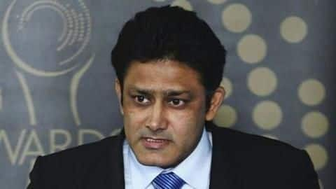 Anil Kumble in contention to be KXIP head coach: Report