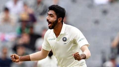 Bumrah misses Gujarat's Ranji Trophy match after Ganguly steps in