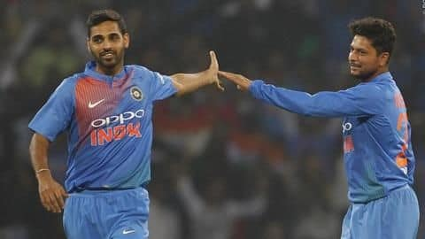 India vs West Indies, 3rd T20I