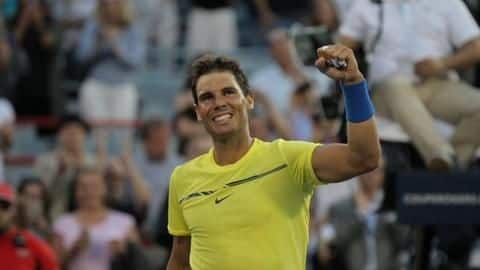 Montreal Masters: Rafael Nadal looks to defend title