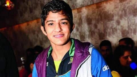 #NewsBytesExclusive: Ritu Phogat on MMA, father's support and much more