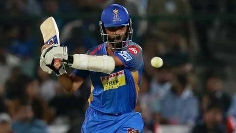 Rahane feels IPL will help him earn World Cup berth