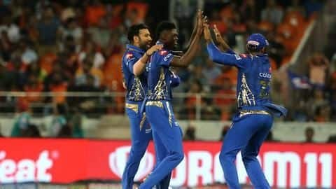 IPL 2019: MI beat SRH, here are the records broken