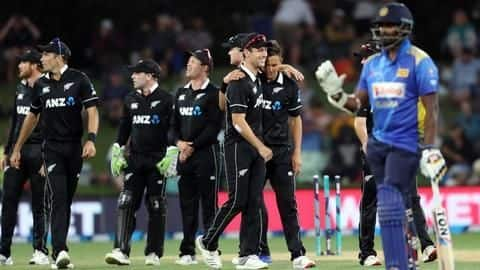 Kiwis beat Lanka in second ODI: Here're records broken