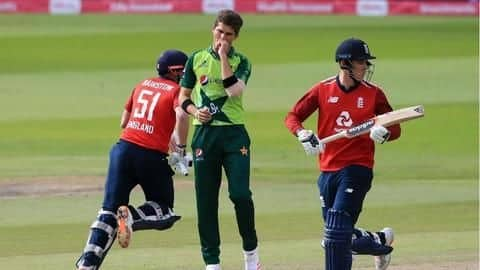 2nd T20I, England beat Pakistan: List of records broken