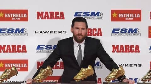 Who will win the 2019-20 European Golden Shoe?