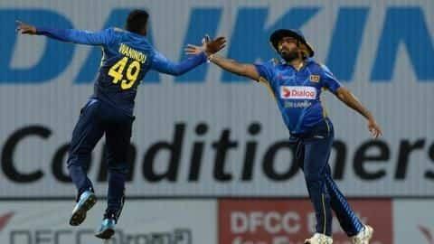 Lasith Malinga scripts this special T20I record: Details here