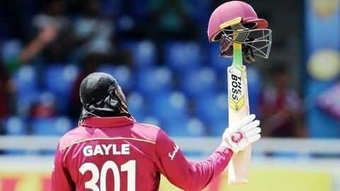 Records held by 'Universe Boss' Chris Gayle