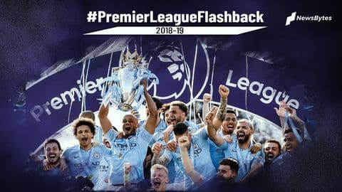 Premier League flashback: Statistical analysis of the 2018-19 season