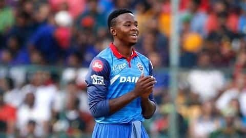 Kagiso Rabada ruled out of IPL 2019 due to back niggle
