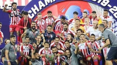 Here's the complete statistical analysis of ISL 2019-20