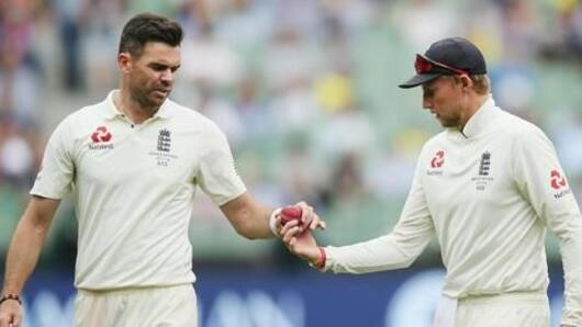 Test cricket: Anderson wants to be the best
