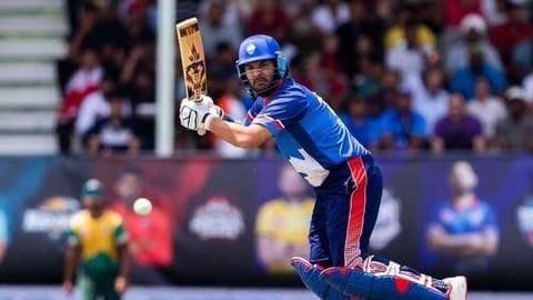 Global T20 Canada: Yuvraj Singh hits a brisk knock