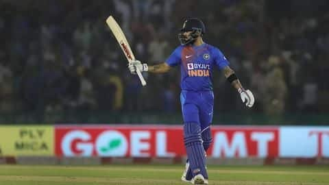 Unique records held by Virat Kohli in T20Is