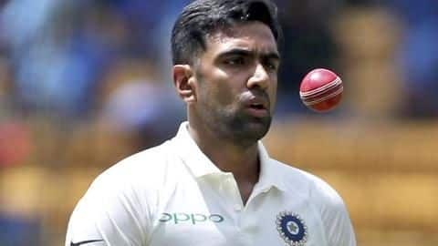 R Ashwin joins Nottinghamshire as their overseas player