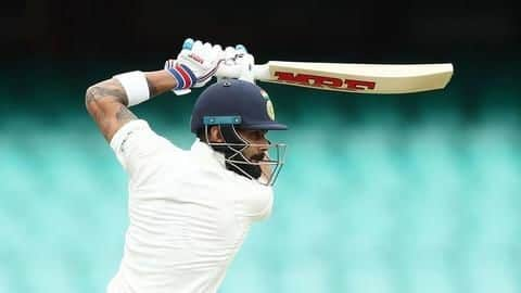 Kohli feels he doesn't need to prove anything to anyone