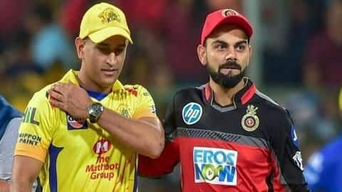 IPL 2019: RCB off to Chennai for the opener