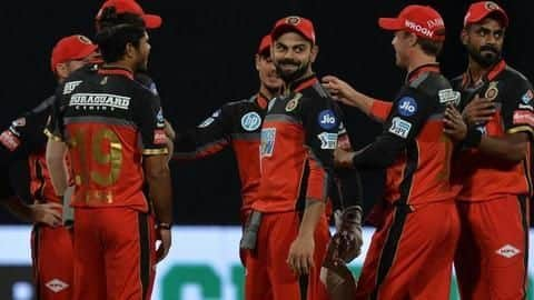 Unique IPL records held by Royal Challengers Bangalore