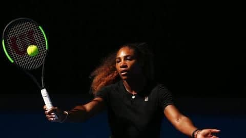 Australian Open 2019: Tough road ahead for Serena Williams