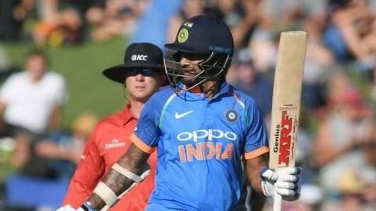 India ease to victory over NZ in Napier