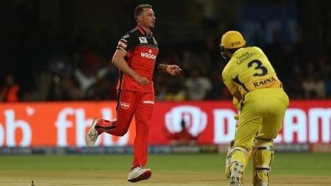 IPL 2019: RCB beat CSK, despite Dhoni's masterclass