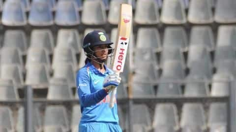 Mandhana wants to take a leaf out of Mithali's book