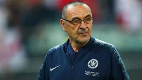 Chelsea agree deal for Maurizio Sarri to join Juventus