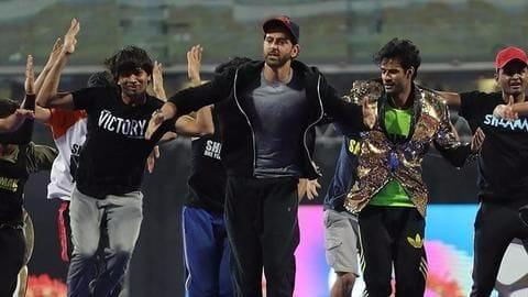 Bollywood stars light up the IPL 2018 ceremony