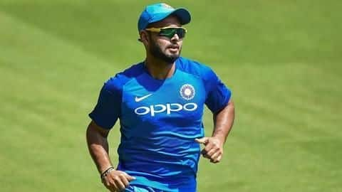 World Cup: Rishabh Pant flies to England as Dhawan's cover