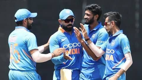 Lessons for India post ODI series win against West Indies