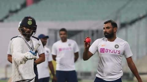 Day-Night Test, India vs Bangladesh: Records that could be scripted