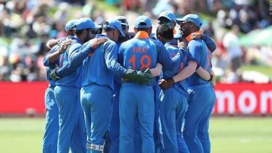 ICC World Cup: Analysing India's playing XI