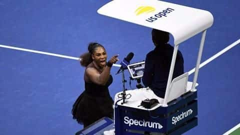Serena's claims that women being targeted not true