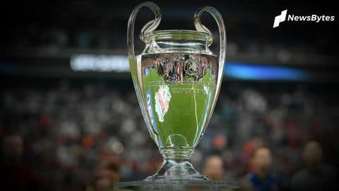 Champions League: Here's how much money the winning team gets