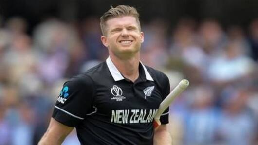 Jimmy Neesham pays tribute to his late coach