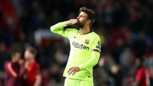 UCL: Ronaldo shines against Ajax, Barca beat United